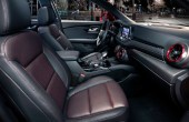 2020 Chevy Blazer Seating Capacity