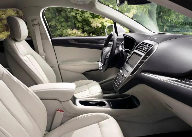 2020 Lincoln MKC Black label Interior