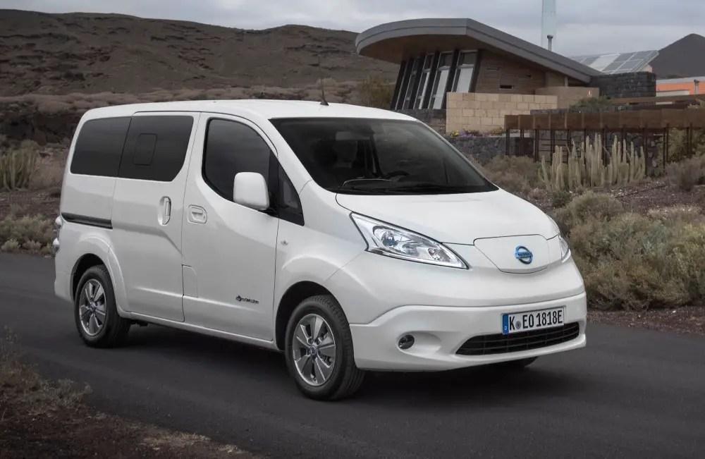 2020 Nissan NV200 Fuel Economy & Hybrid