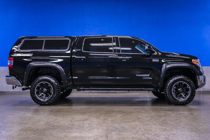 2020 Toyota Tundra Diesel Custom Camper Van