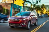 2020 Jeep Grand Cherokee - Best SUV Lease Deals in Australia