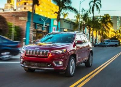 2020 Jeep Grand Cherokee - Best SUV Lease Deals in Australia