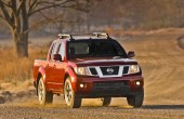 New Nissan Frontier Crew Cab - Best Truck Lease Deals Right Now
