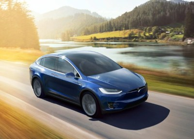 2020 Tesla Model X Overview: More Power for the Crossover