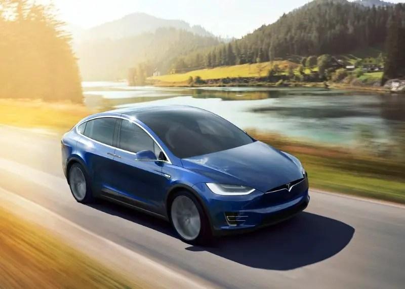 2020 Tesla Model X 0-60