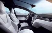 2020 Tesla Model X Interior Pictures