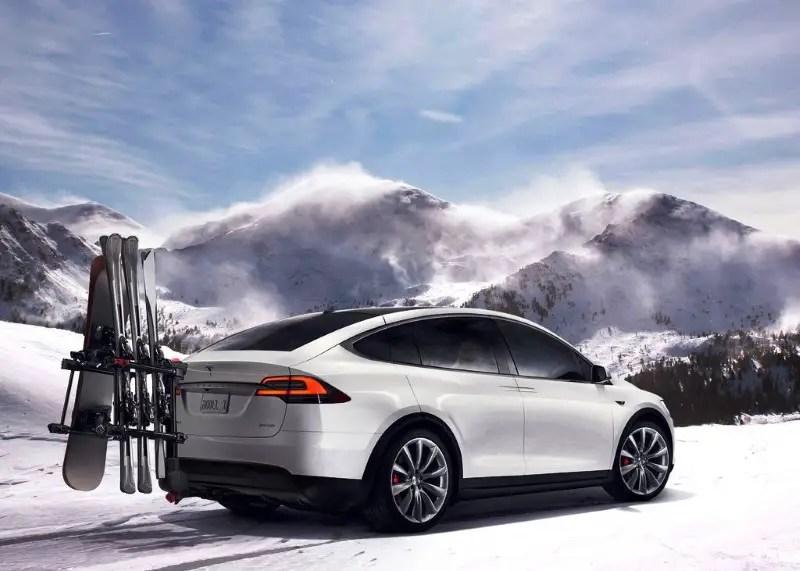 2020 Tesla Model X Specs