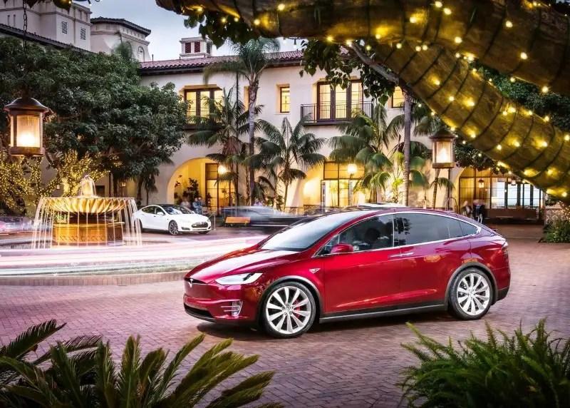 2020 Tesla Model X Styles