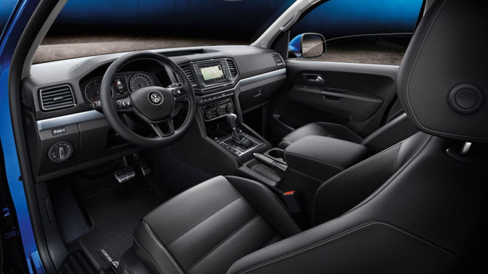 2020 VW Amarok Interior Changes
