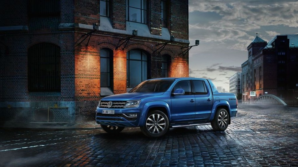2020 VW Amarok Specs and Features