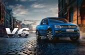 2020 VW Amarok V6 Diesel Engine Performance