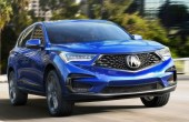 2020 Acura RDX Redesign & Changes Exterior Front Angle