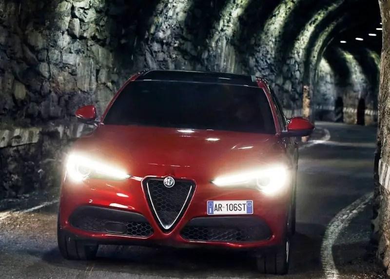 2020 Alfa Romeo Stelvio Exterior Changes