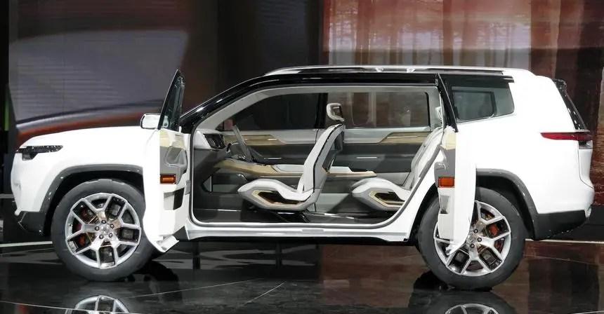 2020 Jeep Yuntu Concept SUV Release Date