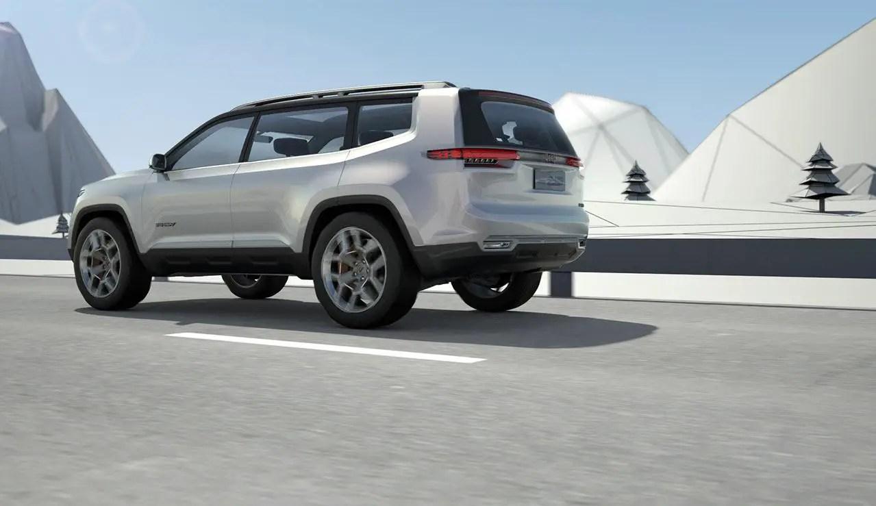2020 Jeep Yuntu Dimensions & Towing Capacity