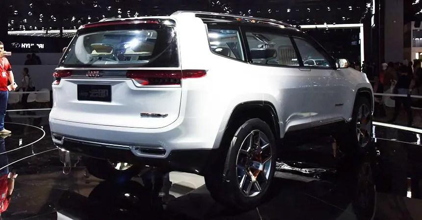 2020 Jeep Yuntu Release Date auto Show