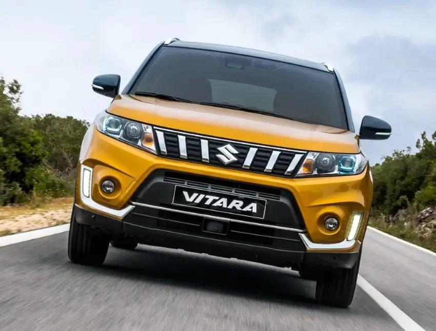 2020 Suzuki Grand Vitara Price in USA & Canada
