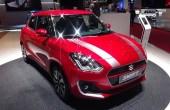2020 Suzuki Swift Hybrid Specs & Features