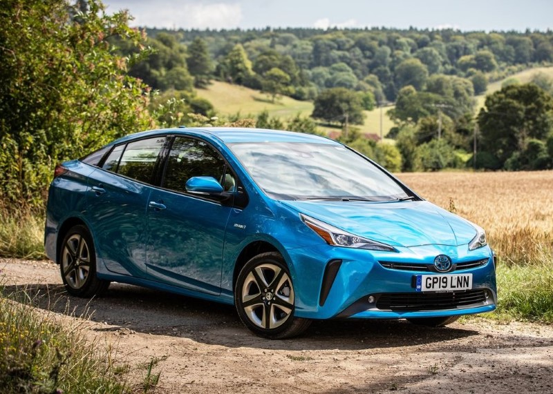 2020 Toyota Prius AWD Performance