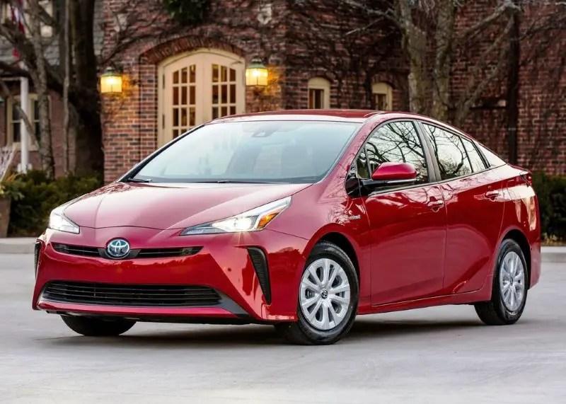 2020 Toyota Prius Specs