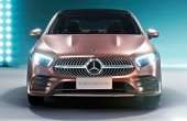2020 Mercedes A-Class L Sedan Hybrid Engine Performance