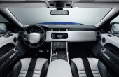 2020 Range Rover Sport SVR Interior Features