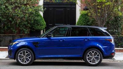 2020 Range Rover Sport SVR Review | Savage, Without Compromise