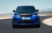 2020 Range Rover Sport SVR VS BMW X5