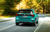 2020 VW T-Cross Ground Clearance