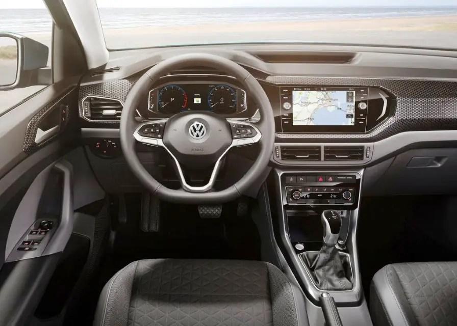 2020 VW T-Cross Interior