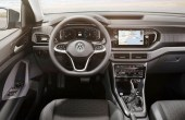 2020 VW T-Cross Interior