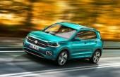 2020 Volkswagen T-Cross Accelerations