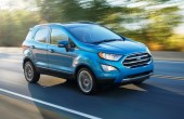 Ford EcoSport 2020 Canada Price and Availability