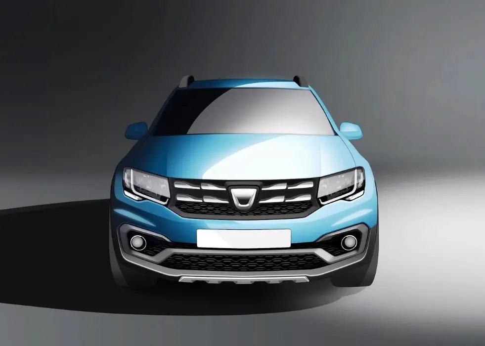 2020 Dacia Sandero Stepway Concept Updates