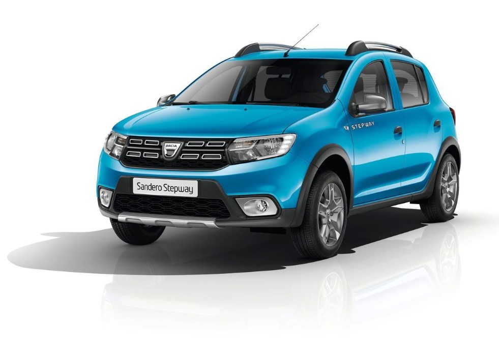 2020 Dacia Sandero Stepway Dimensions