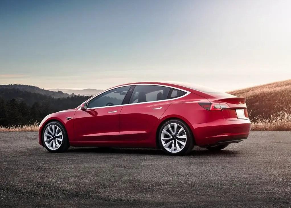 2020 Tesla Model 3 Release Date