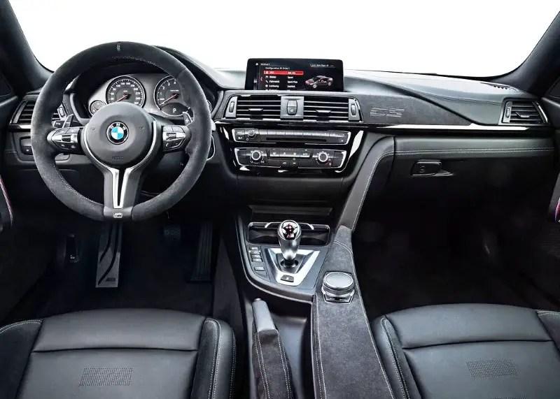 2021 BMW M4 Interior Dashboard