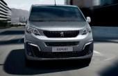 New Peugeot Expert Van Price & Availability