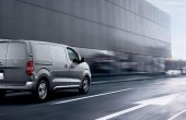 Peugeot Expert Van Review Performance and Fuel Economy