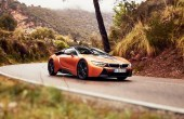 2020 BMW i8 Roadster Motor Specs