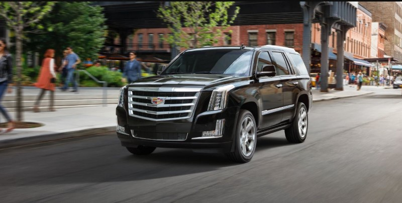 2021 Cadillac Escalade Lease Deals