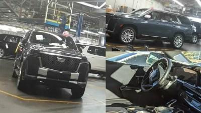 2021 Cadillac Escalade Price, Redesign, Interior & Release Date
