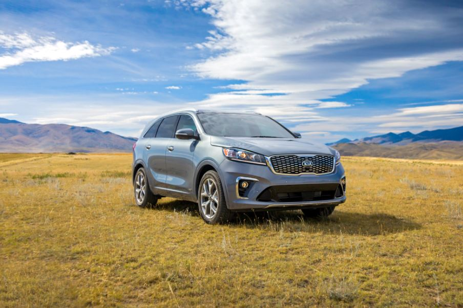 2021 KIA Sorento Redesign & Changes