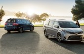2021 Toyota Sienna Hybrid Engine