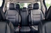 2021 Toyota Sienna Seat Interior Configurations