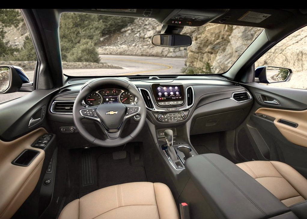 2021 Chevrolet Equinox Features & Safety