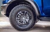 2021 Ford Raptor Wheel Size & Groun Clearance