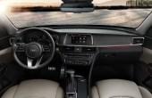2021 KIA Optima Interior Dashboard Pictures