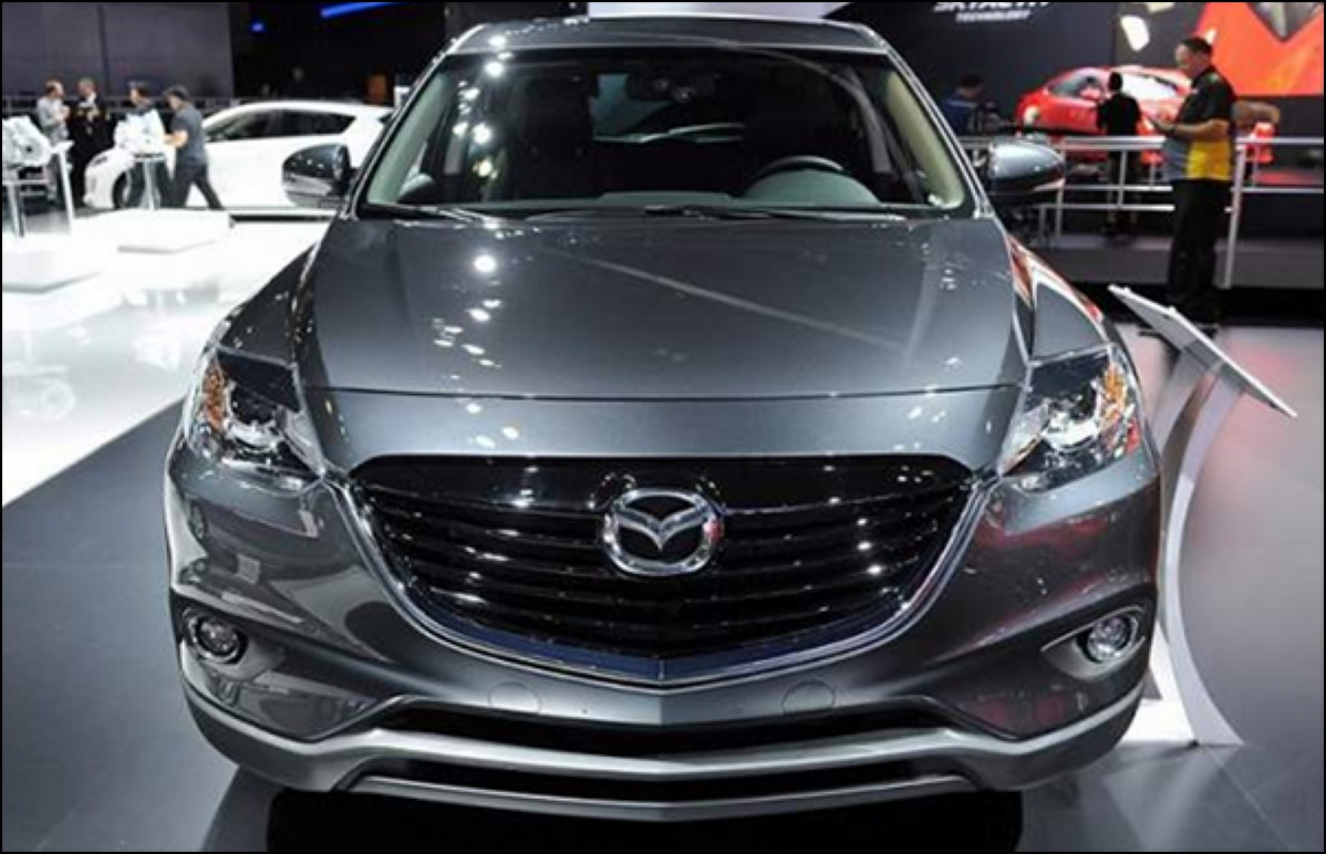 2021 Mazda CX-7 Premier Launch Day