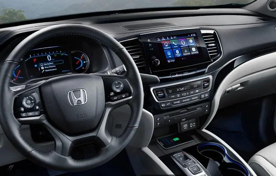 2021 Honda Pilot Release Date & Price